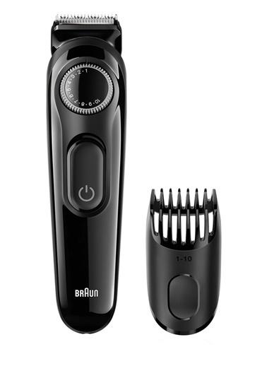 Braun BT3020 Sakal Kırpma / Kesme Makinesi Siyah - Kablosuz Saç / Sakal Şekillendirme Makinesi Renkli